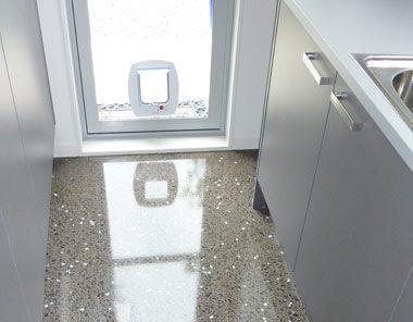Concrete polishing auckland polished concrete floors north for Polished concrete floors nz